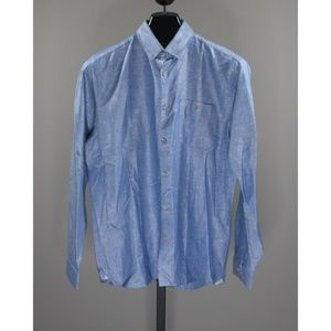 NEW! TED BAKER BUTTON UP TOP!